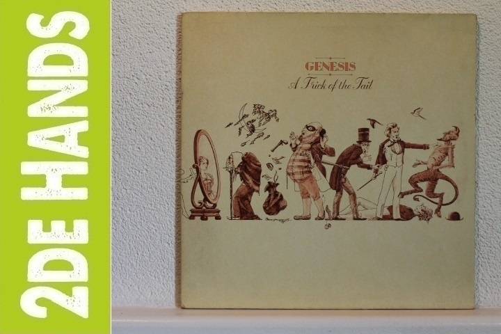 Genesis - A Trick Of The Tail (LP) A80