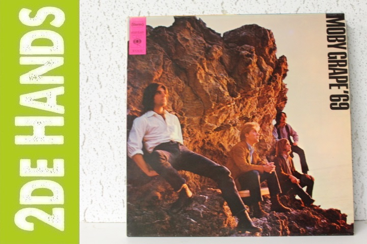 Moby Grape ‎– Moby Grape '69 (LP) J20
