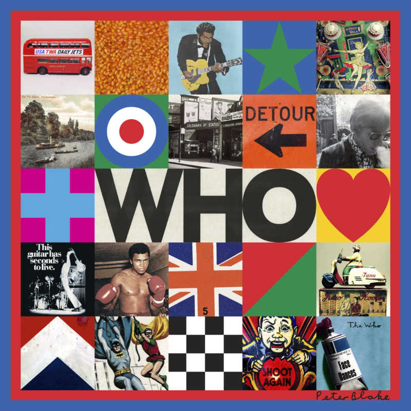 The Who - WHO -LTD-  (2LP)