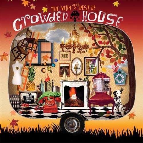Crowded House - The Very Very Best (2LP)