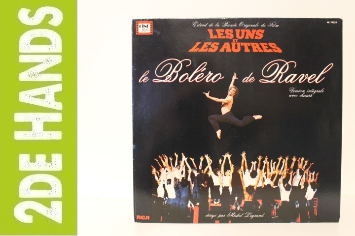 Michel Legrand – Les Uns Et Les Autres (Extrait De La Bande Originale Du Film) (LP) B10
