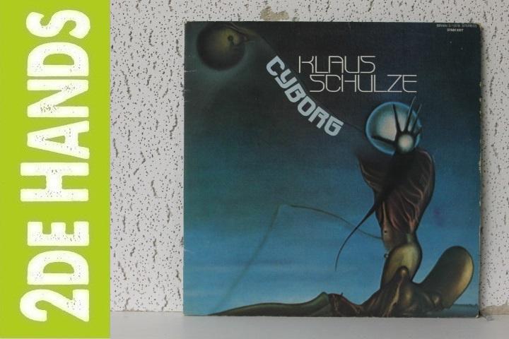 Klaus Schulze – Cyborg (2LP) G50