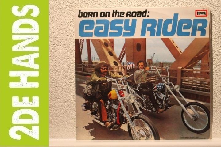 Easy Rider - Born On The Road (LP) F20