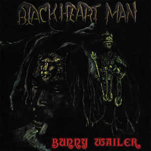 Bunny Wailer - Blackheart Man (LP)