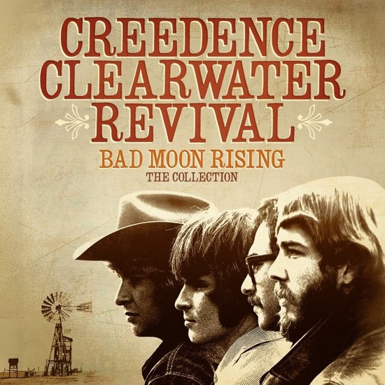 Creedence Clearwater Revival - Bad Moon Rising: The Collection  (LP)