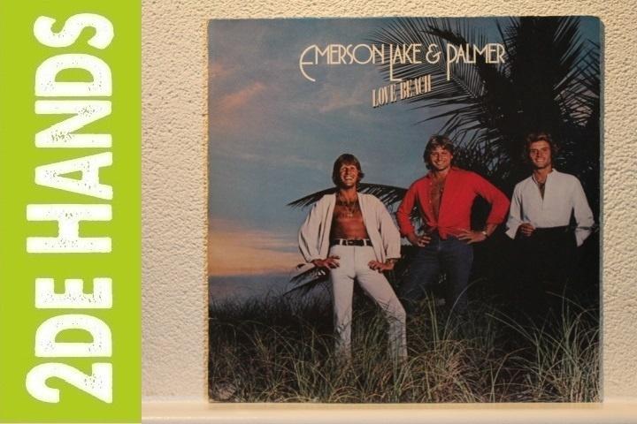 Emerson Lake & Palmer - Love Beach (LP) A30