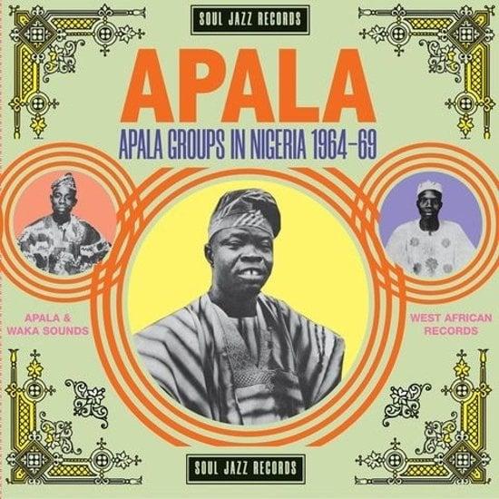 Various - Apala (2LP)
