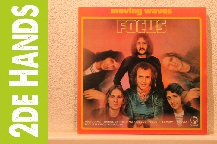 Focus - Moving Waves (2LP) a70