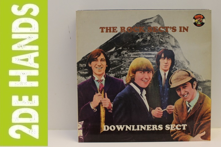 Downliners Sect – The Rock Sect's In (LP) F20