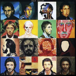 The Who ‎– Face Dances (LP)