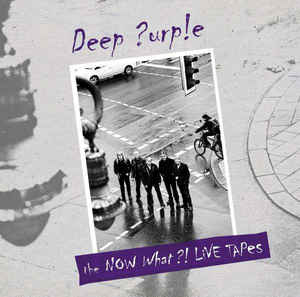 Deep Purple ‎– The Now What?! Live Tapes (2LP)