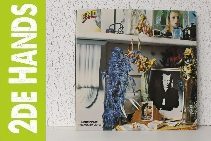 Brian Eno – Here Come The Warm Jets (LP) H10
