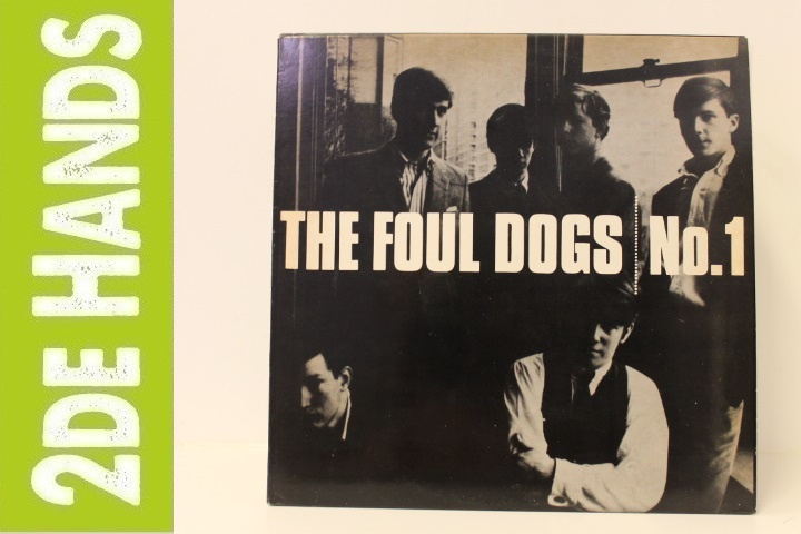 The Foul Dogs ‎– No. 1 (LP) K10