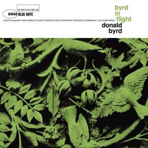 Donald Byrd - Byrd in Flight -Blue Note Tone Poets- (LP)