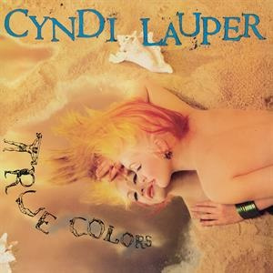 Cyndi Lauper - True Colors (LP)