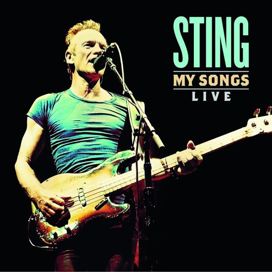 Sting - My Songs Live (2LP)