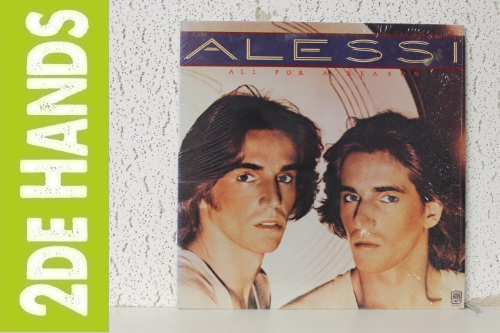 Alessi ‎– All For A Reason (LP) H70-G80
