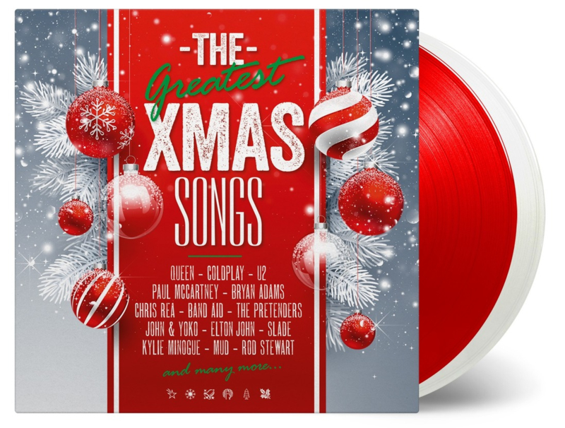 Various - The Greatest Xmas Songs (2LP)
