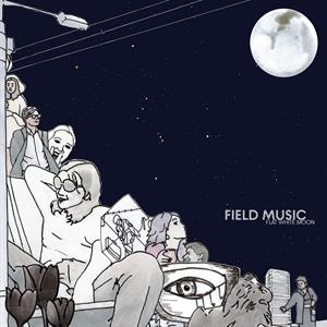 Field Music - Flat White Moon (LP)