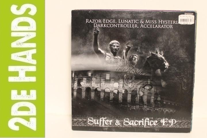 Various – Suffer & Sacrifice EP (LP) G70