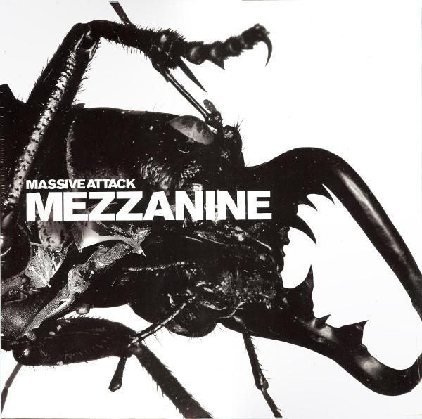 Massive Attack – Mezzanine (2LP)