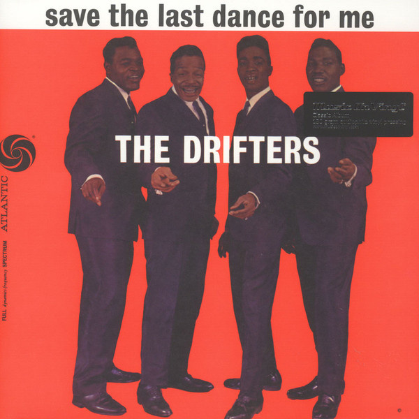The Drifters – Save The Last Dance For Me (LP)