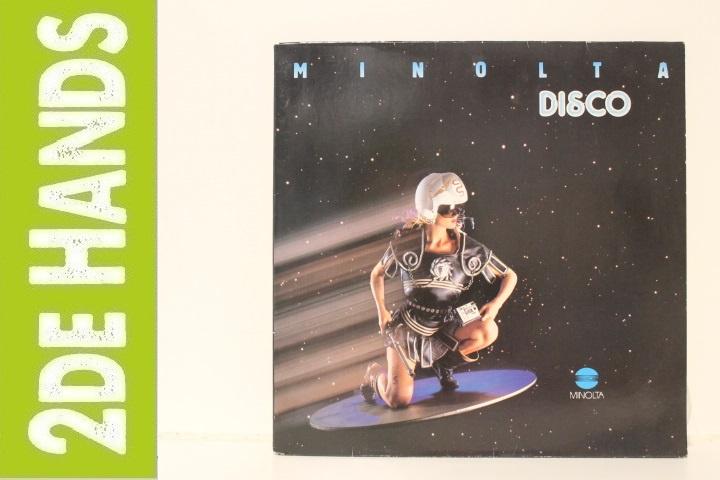 Ed Starink – Minolta Disco (PICT DISC) C90