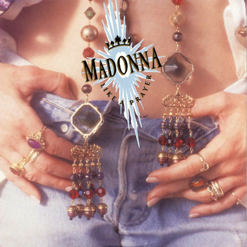 Madonna ‎– Like A Prayer (LP)