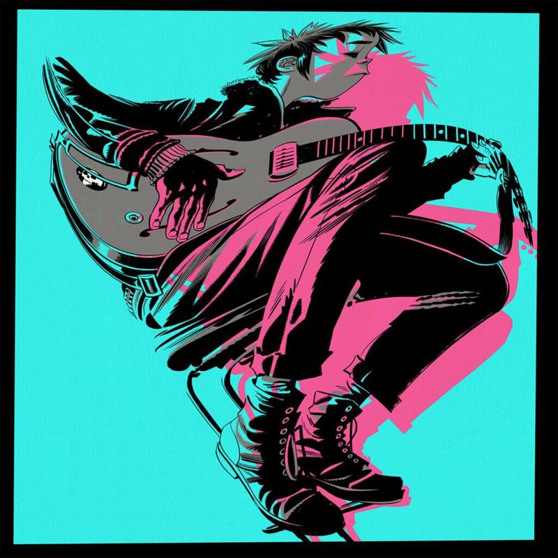 Gorillaz – The Now Now (LP)