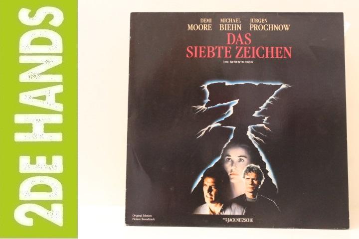 Jack Nitzsche - Das Siebte Zeichen - The Seventh Sign (LP) J40