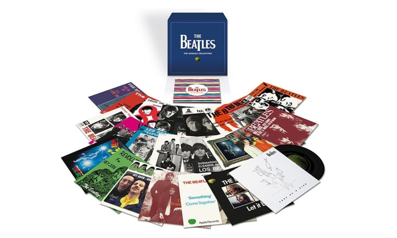 "The Beatles - Singles Collection (23x7"")"