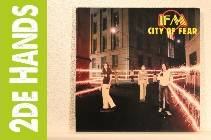 FM - City Of Fear (LP) C90