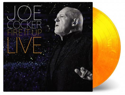 Joe Cocker - Fire it Up (3LP)
