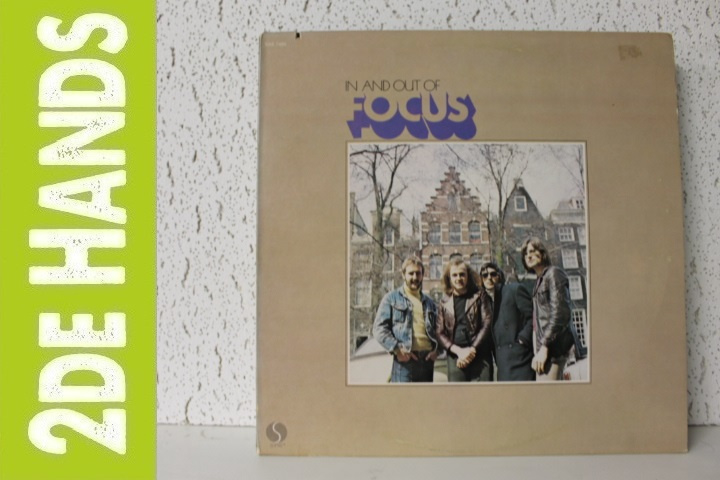 Focus ‎– In And Out Of Focus (LP) J80