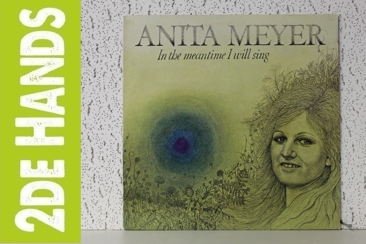 Anita Meyer - In the Meantime I Will Sing (LP) D10