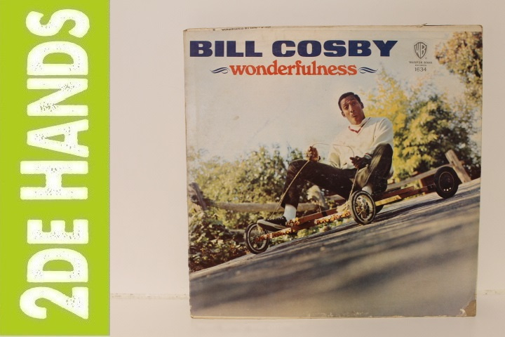 Bill Cosby ‎– Wonderfulness (LP) B40