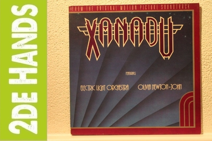 ELO - Xanadu (LP) G30