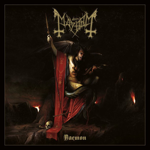 Mayhem ‎– Daemon (LP)