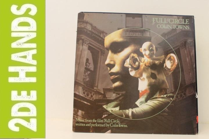Colin Towns – Full Circle (LP) K70