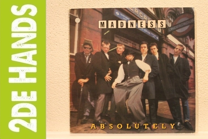 Madness - Absolutely (LP) H60