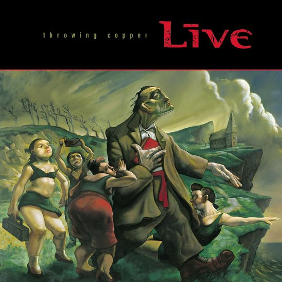 Live - Throwing Copper (25th Anniversary Edition) (2LP)
