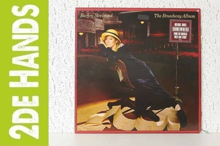 Barbra Streisand - The Broadway Album (LP) A30