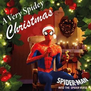 """Various - A Very Spidey Christmas (10"""")"""