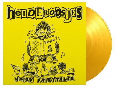 Heideroosjes - Noisy Fairytales (LP)