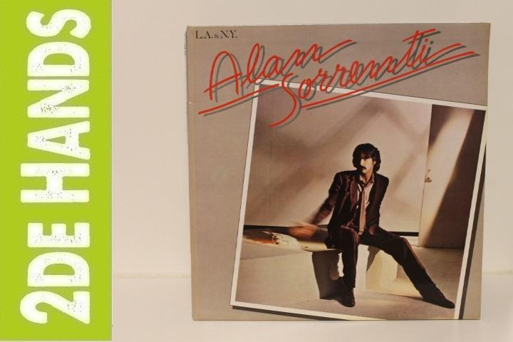 Alan Sorrenti - L.A. & N.Y. (LP) C10