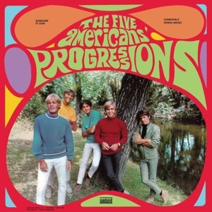 Five Americans - Progressions (LP)