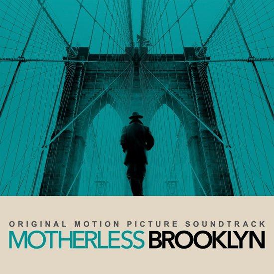 Thom Yorke, Flea & Wynton Marsalis - Motherless Brooklyn (LP)