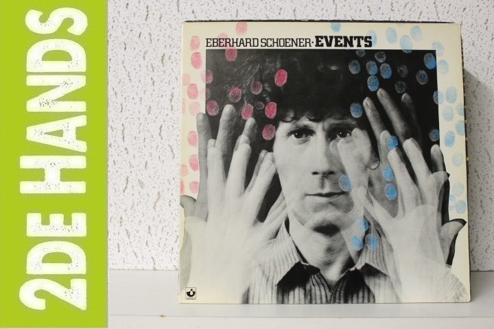Eberhard Schoener - Events (LP) D20