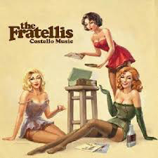 The Fratellis ‎– Costello Music (LP)