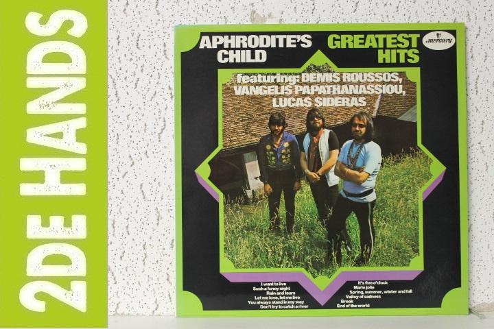 Aphrodite's Child – Greatest Hits (LP) D20